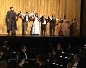 La Bohème Curtain Call